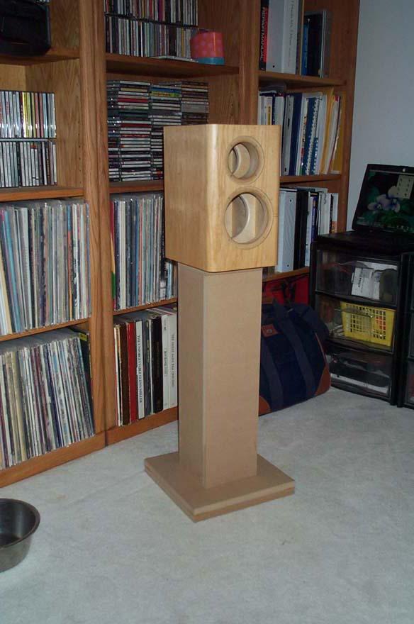 diy speaker stands dcp 1433