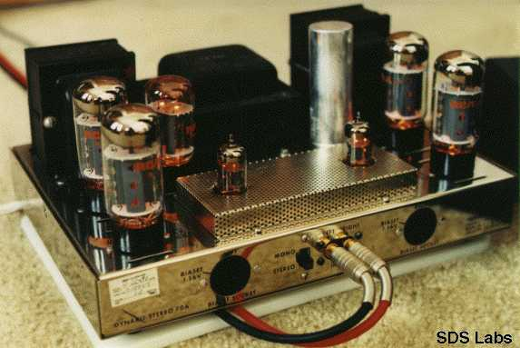 Dynaco ST-70 Amplifier